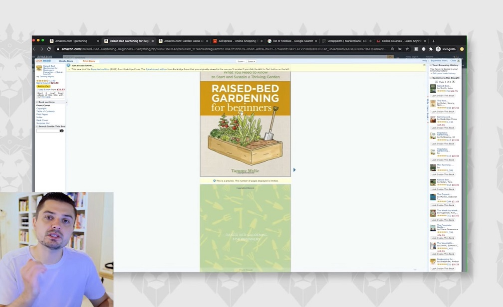 Screen grab about identifying ebook concepts